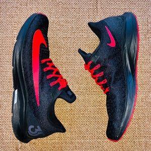 Men's Black Nike Pegasus Zoom Running Shoes